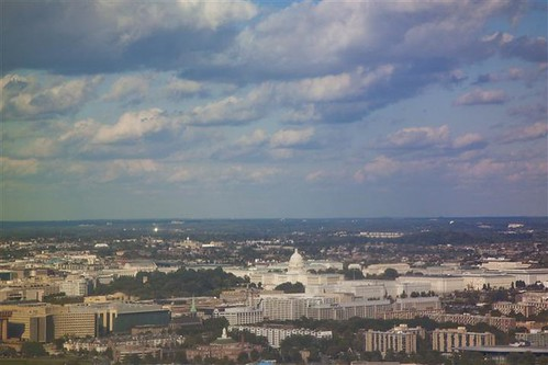 Washington, D.C. aerial 2