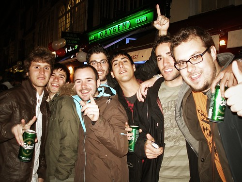 Pub Crawl, Londres