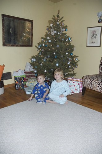 Christmas Morning, 2009