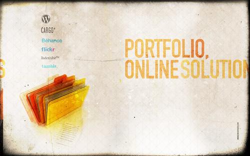 Portfolio, Online Solution