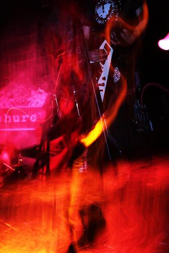 Neon Church Guitar
