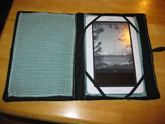 Open Kindle Cover With Nook