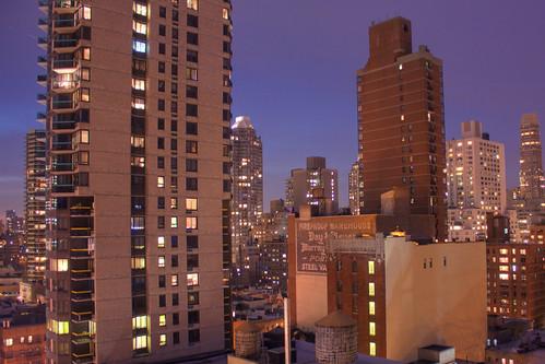 Warm City Night 65/365