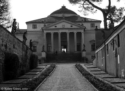 Villa Capra, La Rotonda, Andrea Palladio, Villa La Rotonda, Italy Italia Vicenza
