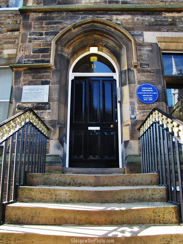 Lord Kelvin Lived Here