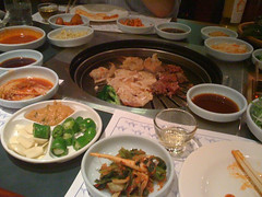 Korean BBQ - Kang Suh
