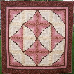 Neapolitan quilt by Sandi Walton at Piecemeal Quilts
