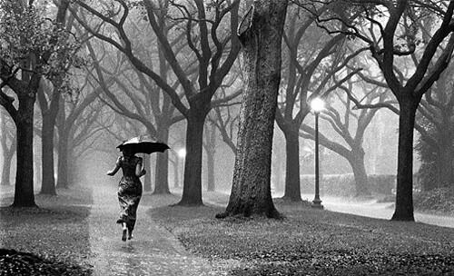 rain-girl