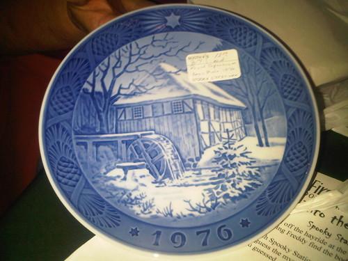 2010.10.02 1976 Plate