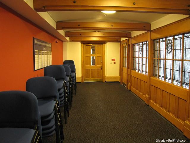 Accountancy Hallway