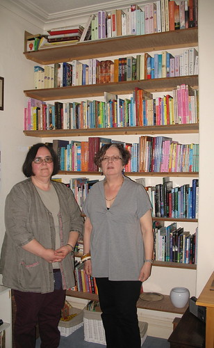 Bookwitch and Adèle Geras