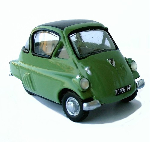 Isetta Batmodels