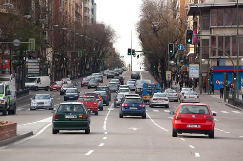La calle de Alcalá