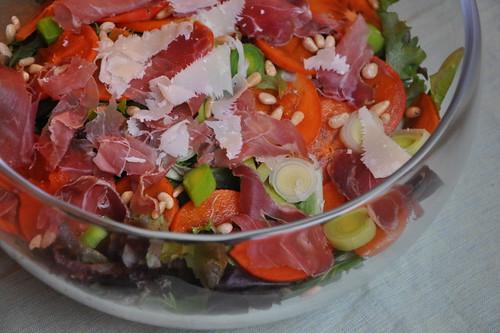 Thomas Keller's Fall Salad