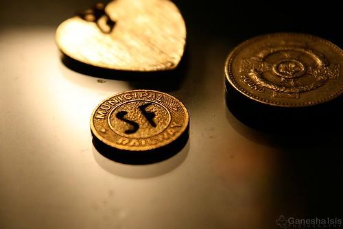35/365 Good Luck Charms
