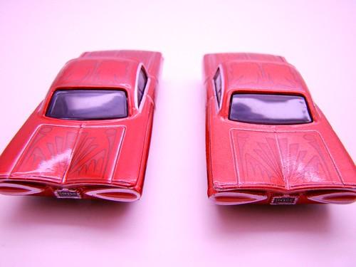 Disney CARS ransburg and regular hydraulic ramone comparison (9)