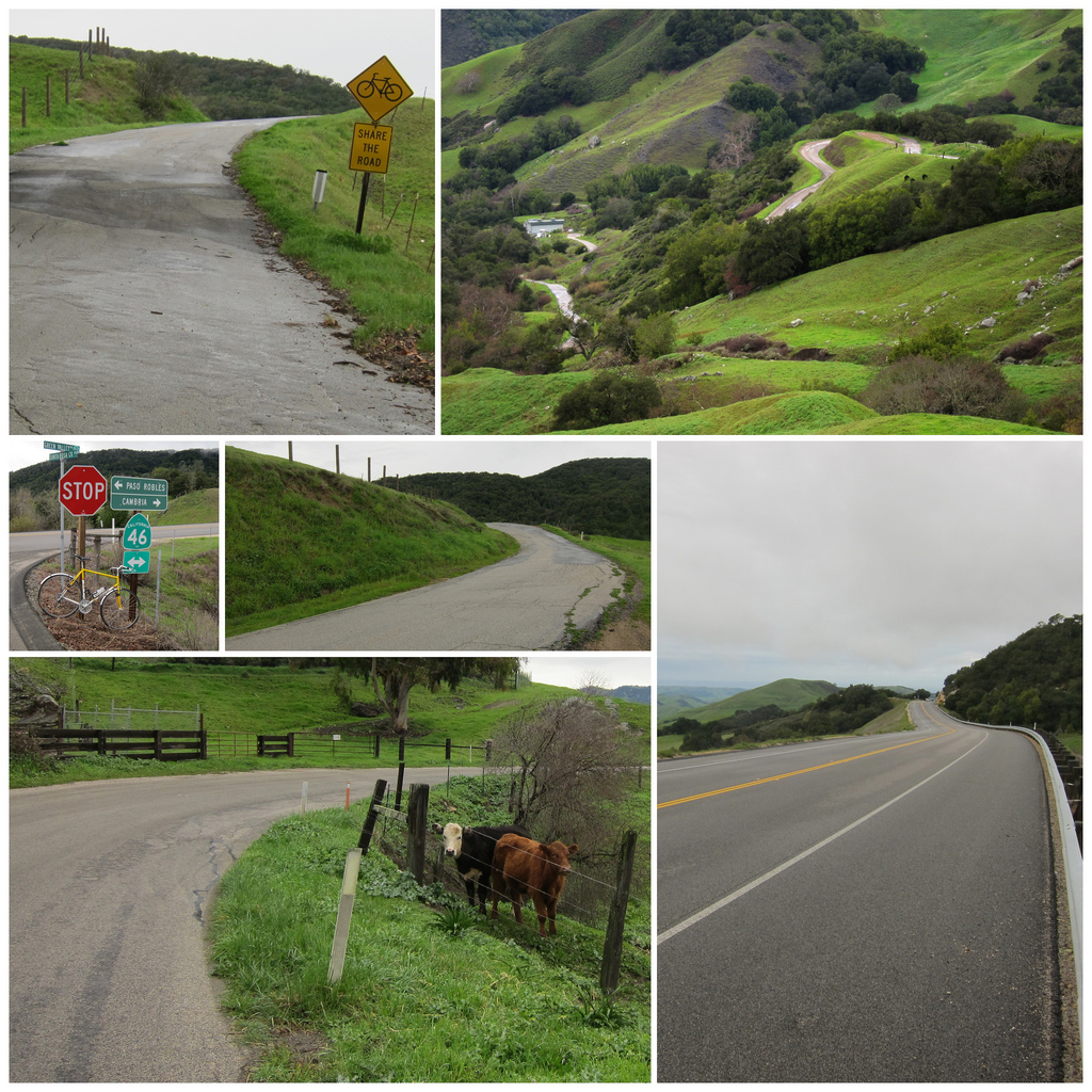 Santa Rosa Creek Road Ride