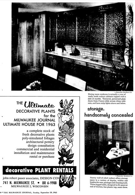 Milwaukee Journal - Ultimate House - 1963 (9 of 11)