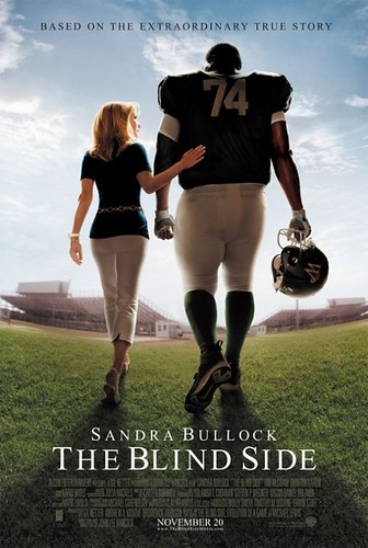 The Blind Side 攻其不備。