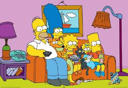 Simpson couch
