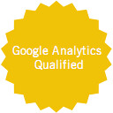 Google Analytics Individual Qualification Badge