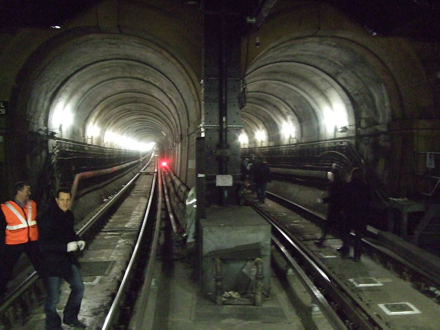 Thames Tunnel north entrance