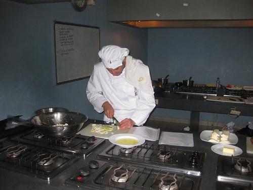 Recorrido MilSabores Instituto Culinario de Caracas
