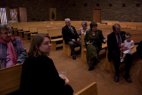 Wedding Ceremony - Immediate Family