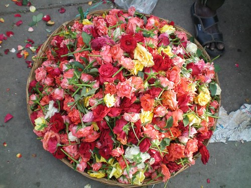 If life were a bed of roses...