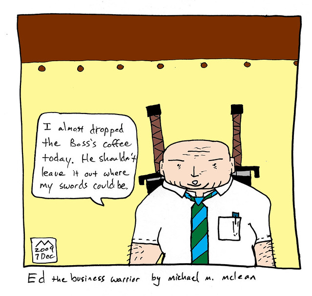 ed and coffee color