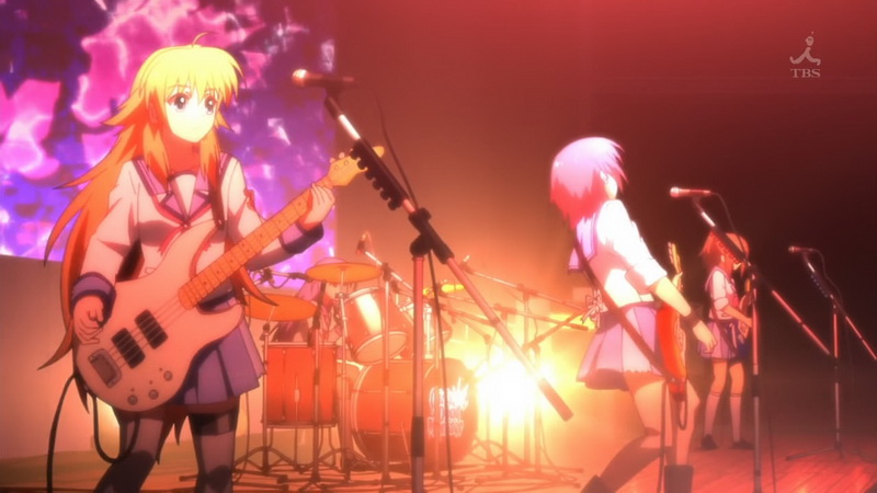 Angel Beats! 03 - 20