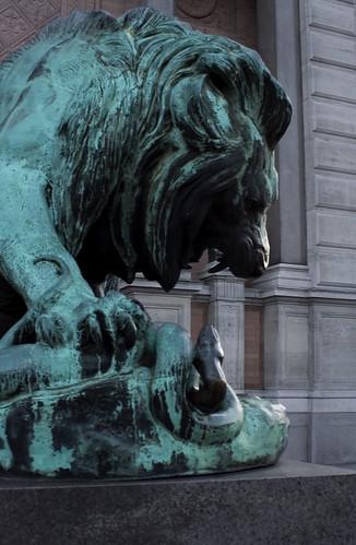 Ny Carlsberg Glyptotek Lion