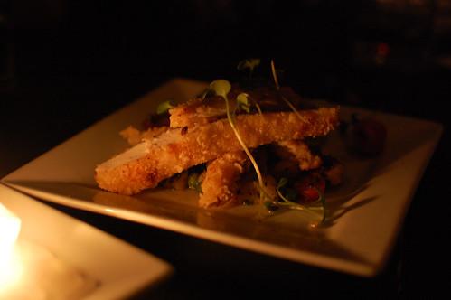 Chicken and Gnocchi
