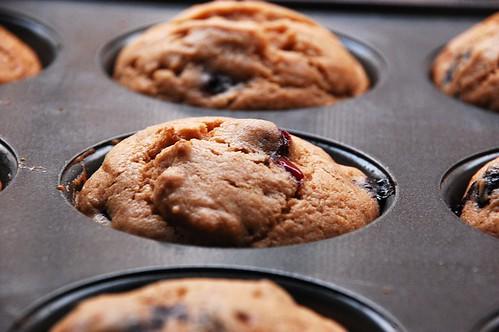 Muffin in tin