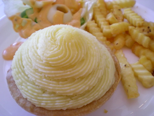 Secret Recipe's shepherd pie 1