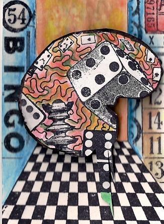 ATC a gambler´s brain