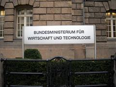 Bundesminister für Wirtschaft und Technologie