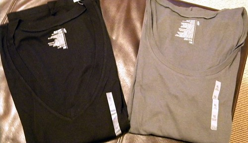 Old Navy long sleeve T's