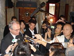 Ambassador Christopher Hill, Korea Talks 2007