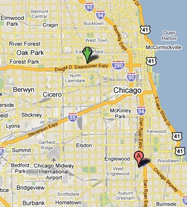 6800 south stewart near 318 S Kedzie Ave, Chicago, IL