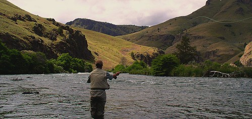 Deschutes River | Ethan Nickel Outfitters