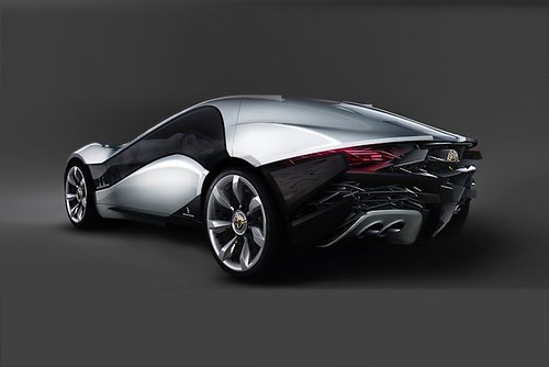 Alfa Romeo Pandion Concept (2010)