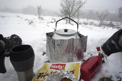 breakfast on the beacon