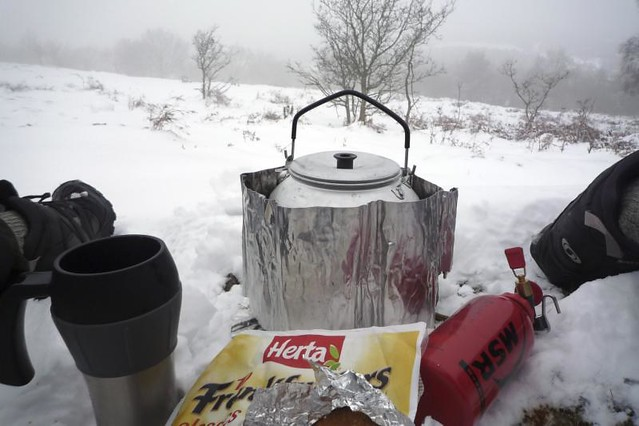 breakfast on the beacon