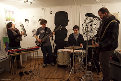 Woodpigeon @ Bands Undone