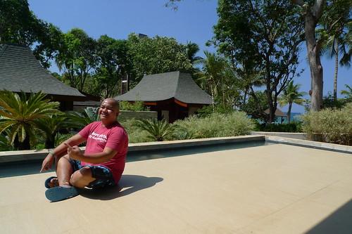 Melo at Anvaya Cove