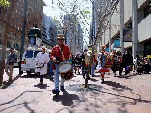 Saint Stupid Day Parade. April Fools Day, 2010. San Francisco 29