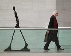 walking man too