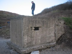 Runswick Bay Pillbox