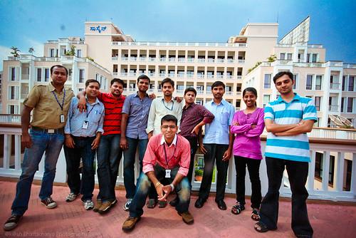 UMTS CallP Team | Sasken